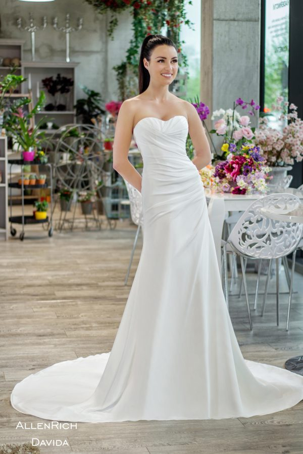 Davida Allen Rich Wedding Dress